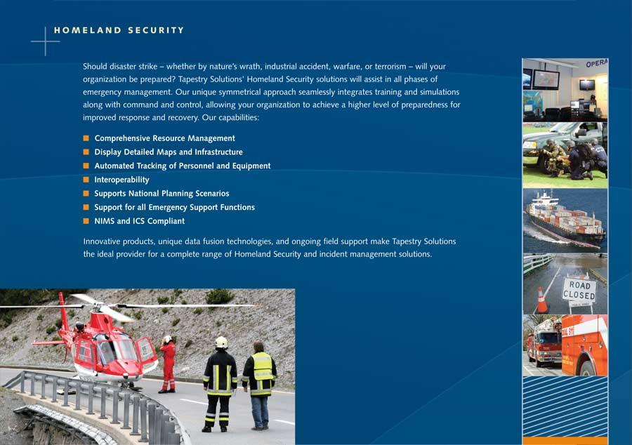 defense contractor website blog