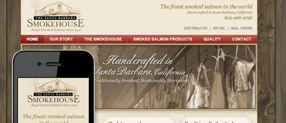 Specialty Foods Company Website