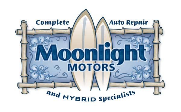 Logo design for Encinitas hybrid repair facility