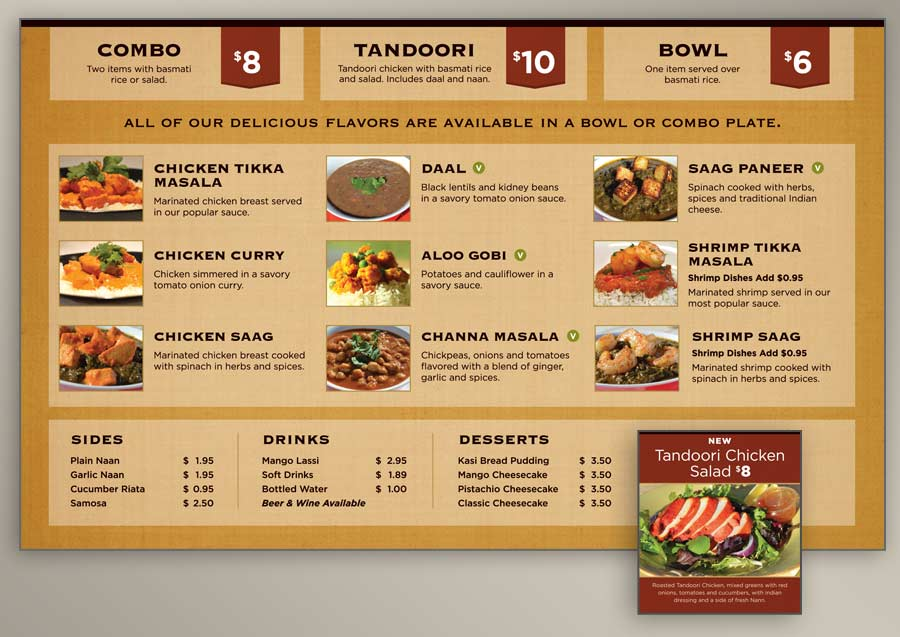 Atwater Chinese Kitchen Menu
